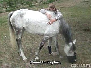 CZECH AMATEURS - BEAUTIFUL Shove around GIRL Just about AN AMAZING PUSSY