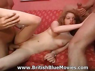 British Retro Teen  Tiffany Dishwater