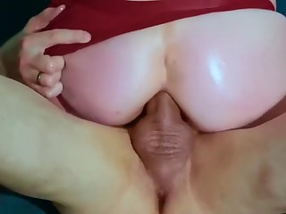 HOMEMADE BUBBLE Keester HARDCORE ANAL RIDING COMPILATION + OIL increased by CUMSHOT