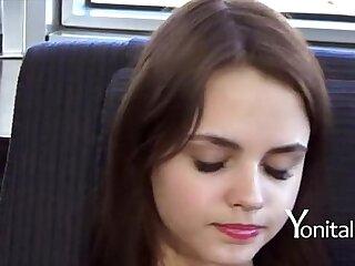 Yonitale: astounding teen Ariel (Lilit A) has orgasm