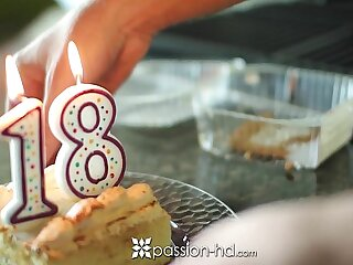 Passion-HD - Cassidy Ryan naughty 18th birthday faculty