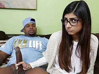 MIA KHALIFA - She's On no occasion Sempiternal Broad in the beam Black Dig up Before, So She Asks Rico Stout