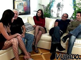 Far-out SEX BY Grown-up VUBADO COUPLES !!