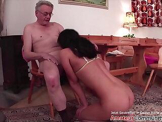 Young slut & grey guy: piss play, meals play & hot fucking! AMATEURCOMMUNITY.XXX