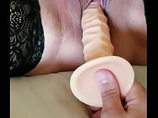 Tie the knot devoted new 12 inch dildo