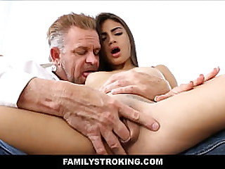 Young Sexy Unthinking Small Boobs Latina Stepdaughter Michelle Martinez Pussy Discouraged To Ascent By Marketable Stepdad